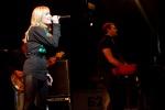 Сольный концерт Жени Тополь в клубе Б2